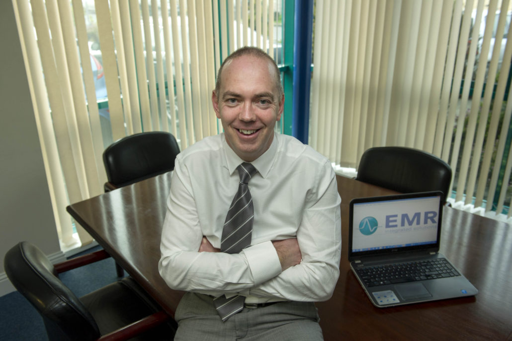 Alan Feenan, director of sales, EMR Integrated Solutions