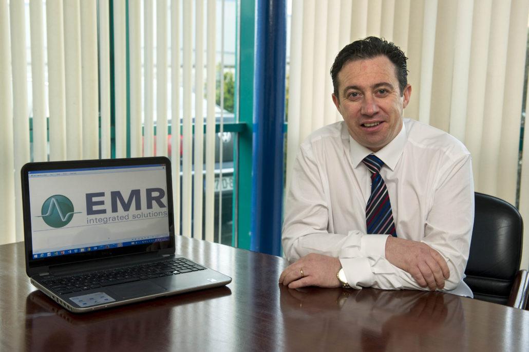 Derek Glynn, chief operations officer, EMR Integrated Solutions