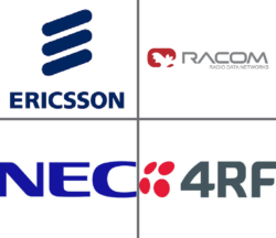 EMR's strategic partners for microwave connectivity