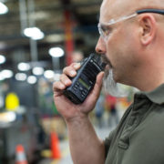 Two way radio solutions for manufacturing from EMR