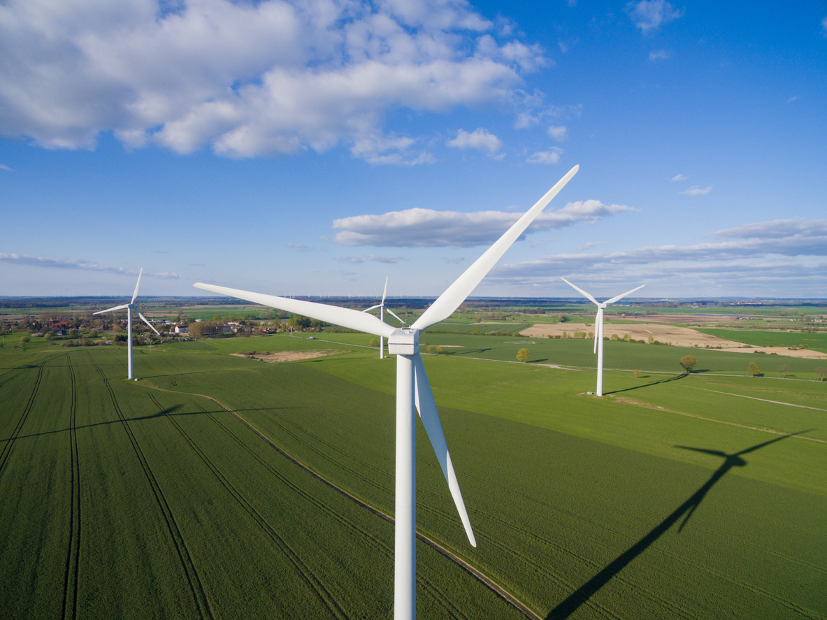 EMR works with sustainable energy providers such as Greencoat