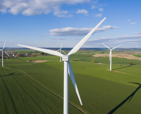 EMR completes network infrastructure upgrades at 9 windfarms across the UK and Ireland