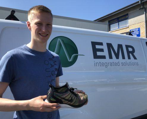 EMR's Peter Kilgannon takes gold at Scottish athletics meet