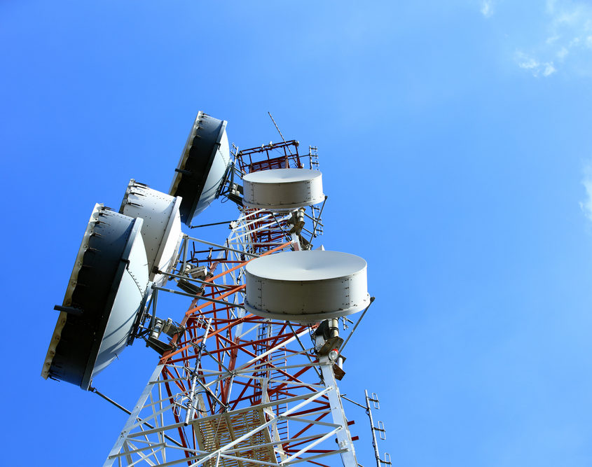 Microwave connectivity solutions from EMR