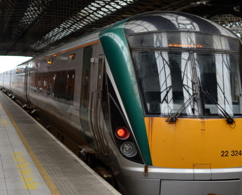 Irish Rail are a customer of EMR