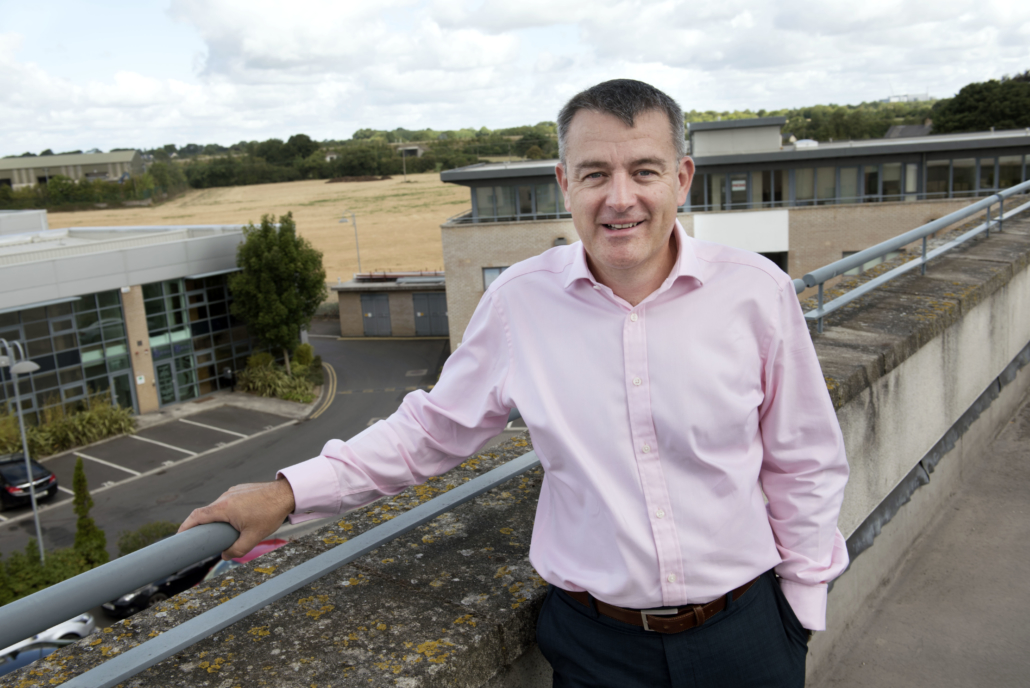 Mark Quinn, managing director, EMR