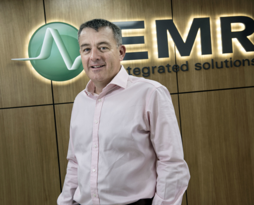 EMR Integrated Solutions today announced a €500,000 investment and plans to increase headcount to 50 over the next 12 months.