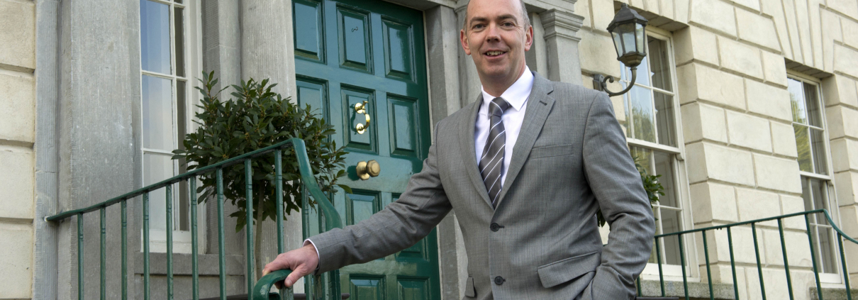 Alan Feenan, sales director with EMR
